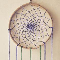 *Holistyle - Work in progress #dreamcatcher #handmade
