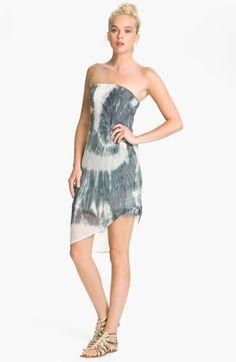 Young, Fabulous & Broke 'Kelso' Tie Dye Tube Dress   Nordstrom  love it, great for summer