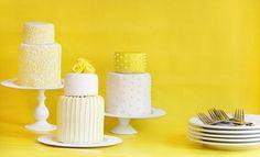Mini Cakes Galore! - Project Wedding