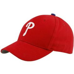 MLB '47 Brand Philadelphia Phillies Toddler Red Basic Team Logo Adjustable Hat - by Twins. $14.95. Six panels with eyelets. Structured fit. Quality embroidery. Adjustable hook and loop fastener strap. '47 Brand Philadelphia Phillies Toddler Red Basic Team Logo Adjustable Hat -Structured fitAdjustable hook and loop fastener strapQuality embroidery100% CottonOfficially licensed MLB productSix panels with eyeletsImportedQuality embroiderySix panels with eyeletsStructur...