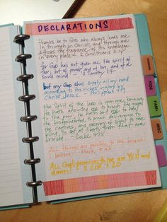 10 DIY Ideas to Take Your Prayer Journal to the Next Level - Project Inspired Bible Study Notebook, Bible Study Journal, Scripture Study, Prayer Journals, Art Journaling, Scripture Memorization, Scripture Journal, Bible Art, Prayer Closet