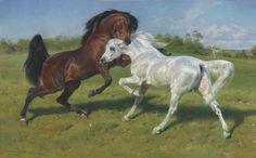 Rosa Raymond Bonheur, The Duel