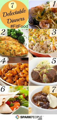 84 Quick & Healthy Meals in Minutes...hoping to like/try at least 5!!! :)