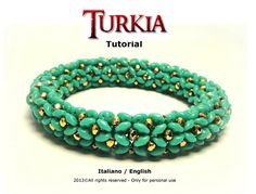 Tutorial Turkia Bracelet