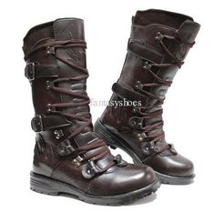 Men's Knee-High Boots