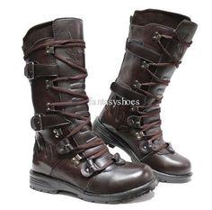 Men's Knee-High Boots