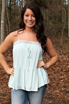Festival in Fort Worth Tank in Mint $32.99 #SouthernFriedChics