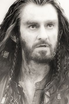 Thorin so handsome                                                                                                                                                                                 More