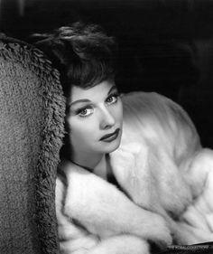 Thirty Inspiration: Lucille Ball During Her 30s |My Thirty Spot