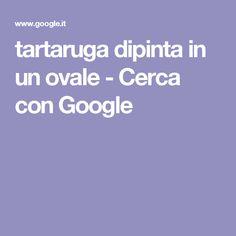 tartaruga dipinta in un  ovale - Cerca con Google