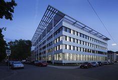 Instituto de Matemáticas - Universidad de Karlsruhe,© Ingenhoven Architects