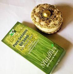 Beauty & Beyond: Shudhvi Pure Sesame Oil Soap Review