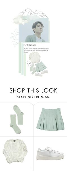 """""""⊱❉ Cloud Walker ❉⊰"""" by lilpandabear ❤ liked on Polyvore featuring Monki and A.P.C."""