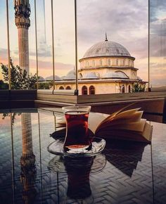 Mosque Architecture, Art And Architecture, Black Aesthetic Wallpaper, Aesthetic Wallpapers, Wonderful Places, Beautiful Places, Travel Around The World, Around The Worlds, Beautiful Landscape Wallpaper