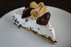 the vegan chickpea: Ice Cream Cake