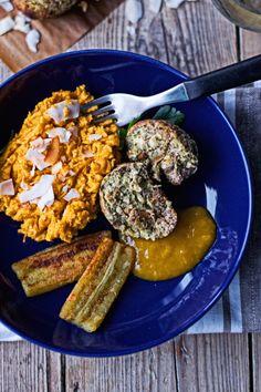 Caribbean-inspired Vegan Bowl
