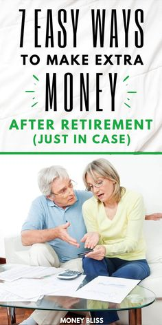 How can I earn money after retirement? This post will show you the best ways to make money in retirement. Plenty of your retirement hobbies that make money. You money management in the past won't hold you back. Retirement Money, Retirement Quotes, Saving For Retirement, Financial Guru, Financial Peace, Make Money Now, Hobbies That Make Money, Earn Extra Cash, Extra Money