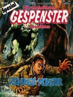 Gespenster Geschichten Spezial #45 - Dschungel-Monster
