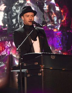 Celeb Diary: Justin Timberlake @ 2013 MTV Video Music Awards