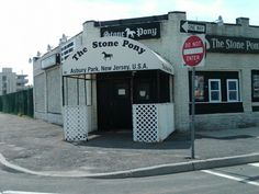 Always a fun time at the Stone Pony . . .  Southside Johnny coming up on July 3rd, 2012