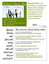 FAQ about Young Living essential oils