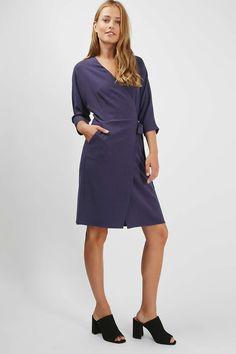 61ad4c2806 Batwing Wrap Dress. Breastfeeding DressNursing ...