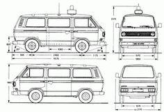 7120vwt3abcinvestigationvehiclegcs0023db1.gif Vw Bus T3, T3 Camper, Volkswagen Transporter, Volkswagen Bus, Vw T1, Mini Vans, Casa Bunker, Combi T1, Vw T3 Syncro