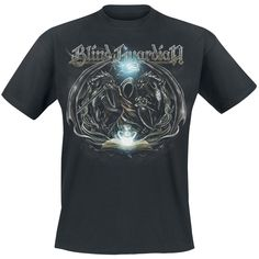 "Blind Guardian T-Shirt ""Metal Crest"""