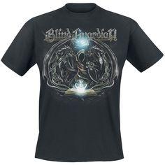 "Blind Guardian T-Shirt ""Metal Crest"""