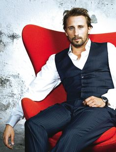 """Matthias Schoenaerts. PERFECT casting for 'Far From The Madding Crowd"""""""