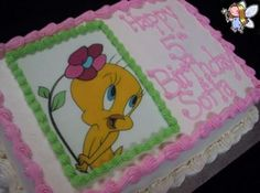 Tweety Cake on Cake Central