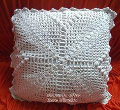 Crotchet Patterns, Crochet Square Patterns, Crochet Blocks, Basic Crochet Stitches, Thread Crochet, Filet Crochet, Crochet Motif, Crochet Designs, Crochet Doilies