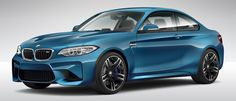 Build Your Own 2017 M2 Coupe