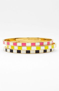 kate spade new york idiom bangle available at Nordstrom