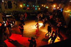 La Catedral - Almagro, Buenos Aires, cours de tango