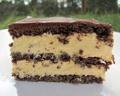 Peanut Butter Eclair Cake