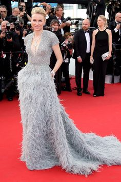 Naomi Watts in Cannes.