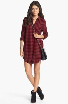 The Best Part of Fall Season - Plaid!