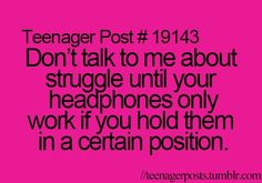 Teenager Posts Of The Week: Awkward Situations And Having Trust Issues