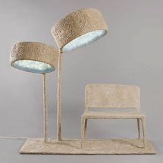 daniellaondesign#lightingsculpture by #nachocarbonell for @galerie_bsl @nomadmonaco #contemporarydesign @nachocarbonell