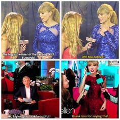 Taylor's always so lovely! (: