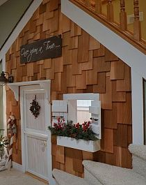 under stairs play house, this is really a cool idea!