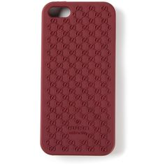 Gucci monogram iPhone case (125 AUD) ❤ liked on Polyvore featuring accessories, tech accessories, phone cases, phone, iphone cases, case, red, iphone cover case, red iphone case and iphone sleeve case
