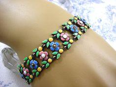 387249/bernard-instone-silver-bracelet-enamel