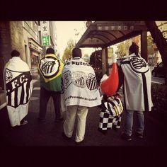 Santos Futebol Clube.
