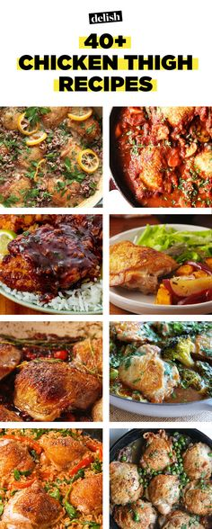 Take a break from breasts for a while. #food #easyrecipe #chicken #dinner #familydinner