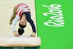 Pin for Later: Relive Laurie Hernandez's Golden Night in Rio With Team USA