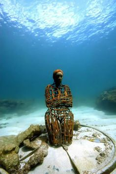 Grenada Molinière Underwater Sculpture Park, Grenada