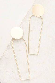 Aquila Drop Earrings