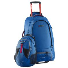 Caribee Europa 60L Wheeled Travel Backpack